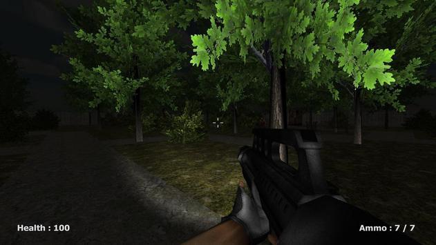 Slenderman: Carnage Of Terror apk screenshot