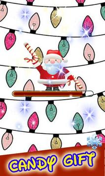 Candy Christmas Gift of Santa Clause poster