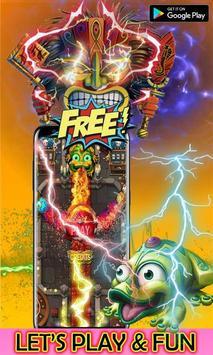 Marble Zumo Frog Revolution poster