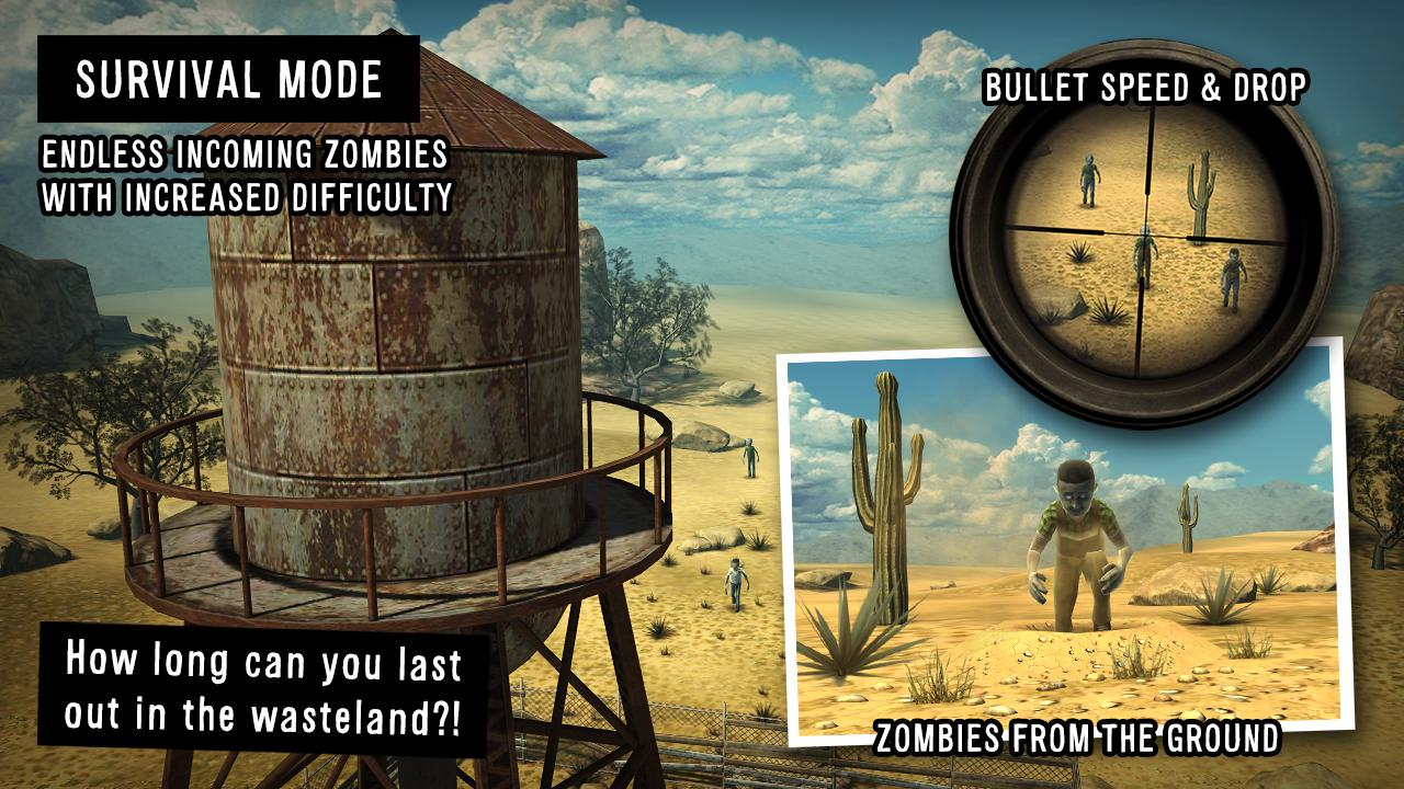 Last Hope - Zombie Sniper 3D for Android - APK Download