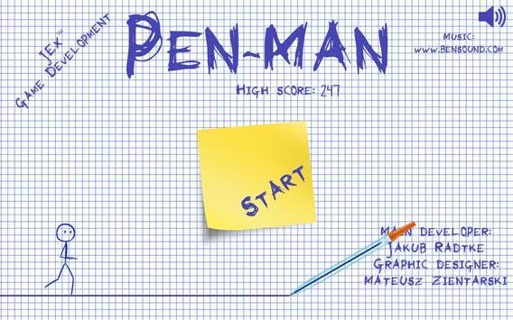 Pen-Man apk screenshot