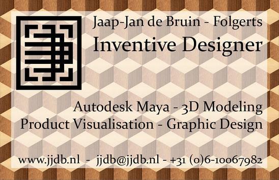 JJDB Portfolio screenshot 2