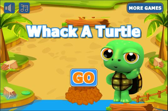 Whack A Turtle poster