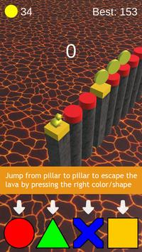Lava Jumper: The Floor is Lava poster