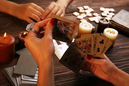 Cartomancy Free - Fortune Teller Women screenshot 1