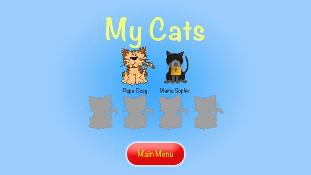 Happy Cat - Family Tails apk screenshot