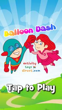 Balloon Dash! poster