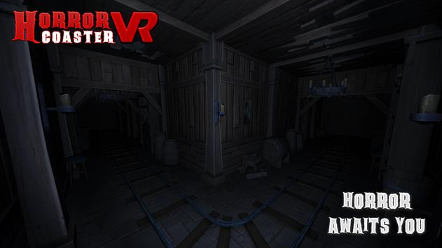 Horror Roller Coaster VR apk screenshot
