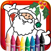 Christmas Coloring icon