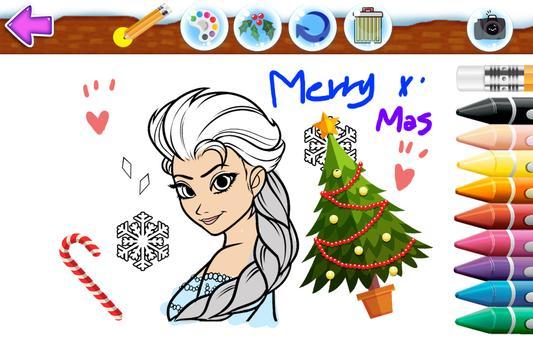 Christmas Coloring screenshot 1