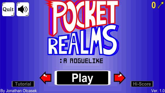 Pocket Realms (Lite) poster