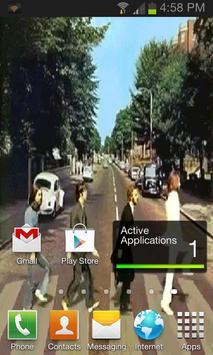 Abbey Road Walk Live Wallpaper Poster