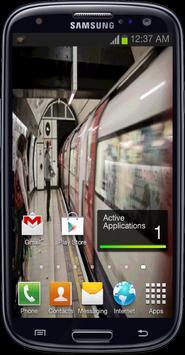 Which Way Train Live Wallpaper screenshot 1