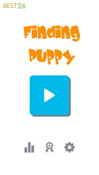 Finding Puppy poster