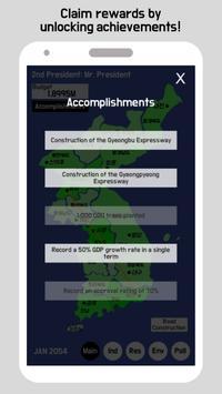 The Inauguration: Korea Development apk screenshot