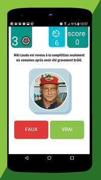 Quiz Formula one apk screenshot