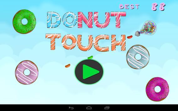 Donut Touch screenshot 5