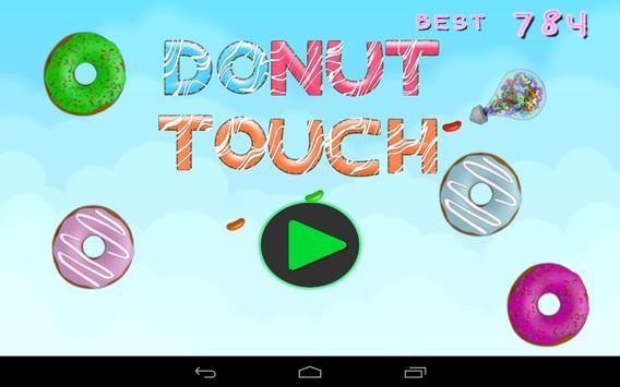 Donut Touch screenshot 9
