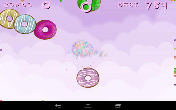 Donut Touch screenshot 11