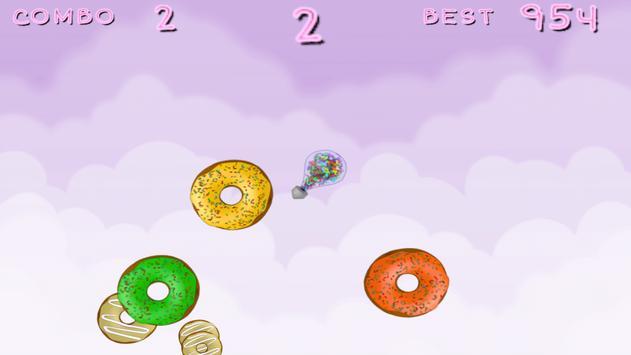 Donut Touch screenshot 2