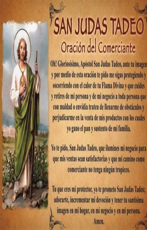 Frases San Judas Tadeo For Android Apk Download