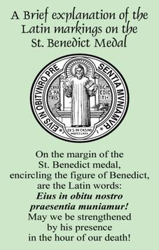Jubilee Medal of Saint Benedict screenshot 3