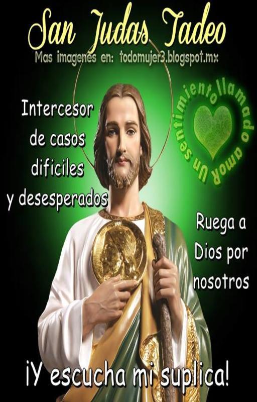 Peticiones San Judas Tadeo For Android Apk Download