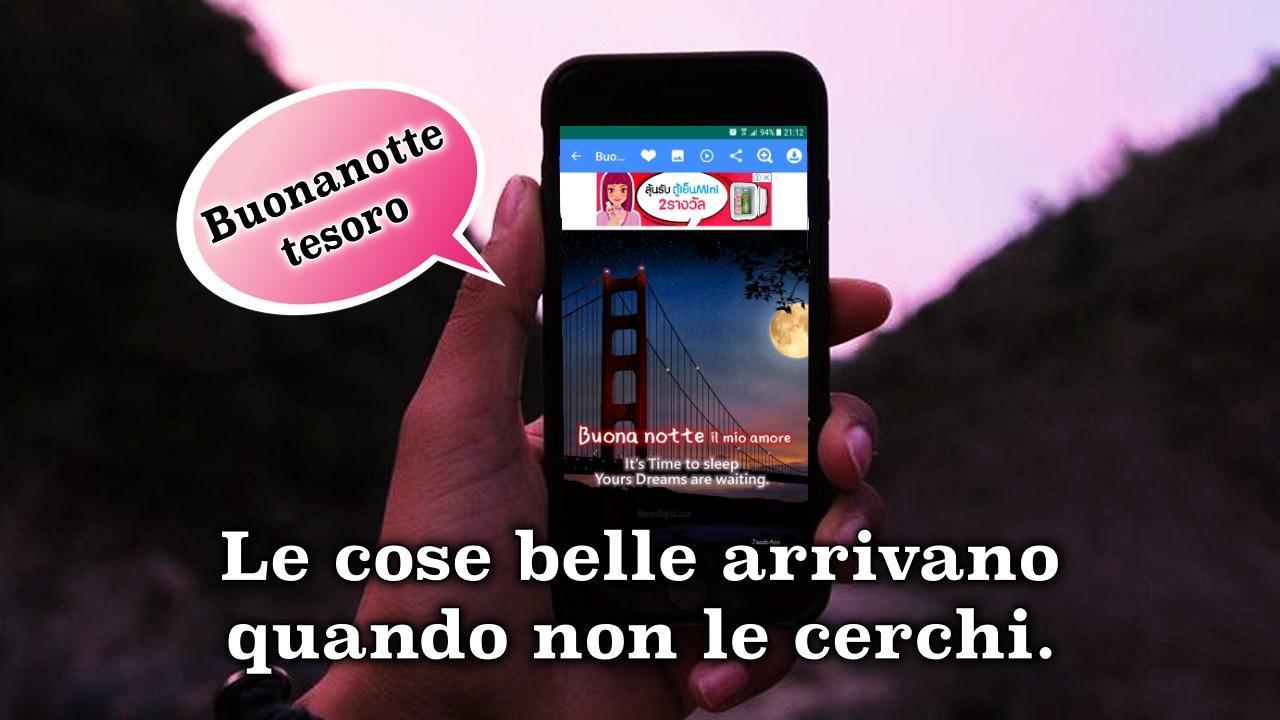 Buongiorno E Auguri Di Buona Notte In Italiano Dlya Android