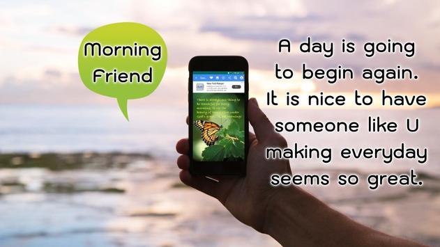 Good Morning Good Day & Good Night apk screenshot