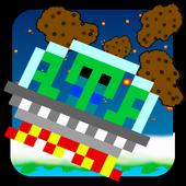 Alien Crash icon