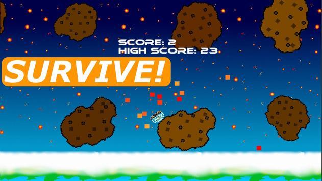 Alien Crash apk screenshot