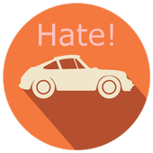 Plates Car Comments icon