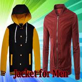 Men's Jacket Design icon