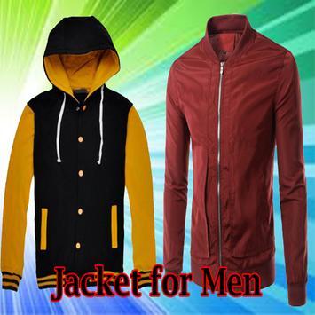 Men's Jacket Design poster