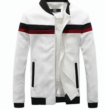 Men's Jacket Design screenshot 6