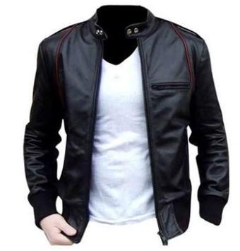 Men's Jacket Design screenshot 7