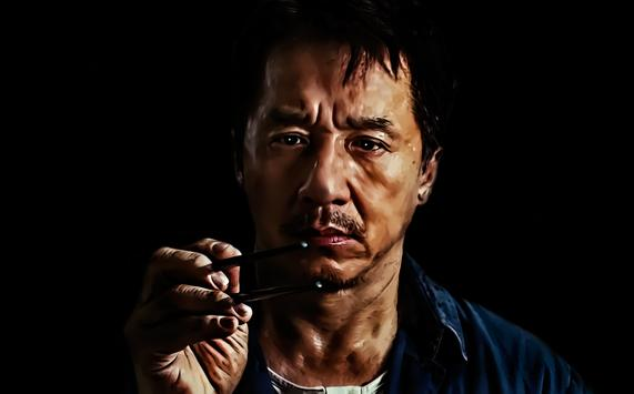 Jackie Chan Wallpaper art screenshot 2