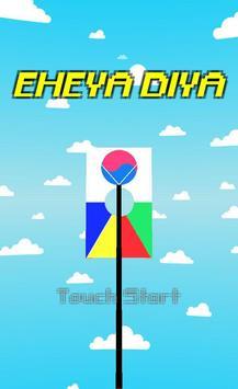 Eheya Diya poster