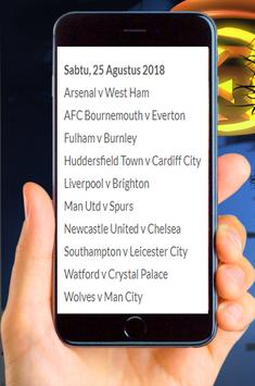 Jadwal Liga Inggris Terbaru poster