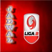 Jadwal Pertandingan Liga 2 Musim 2018 Putaran 2 icon