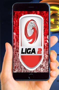 Jadwal Pertandingan Liga 2 Musim 2018 Putaran 2 screenshot 1