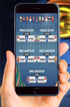 Jadwal Piala Aff 2018 Lengkap screenshot 2