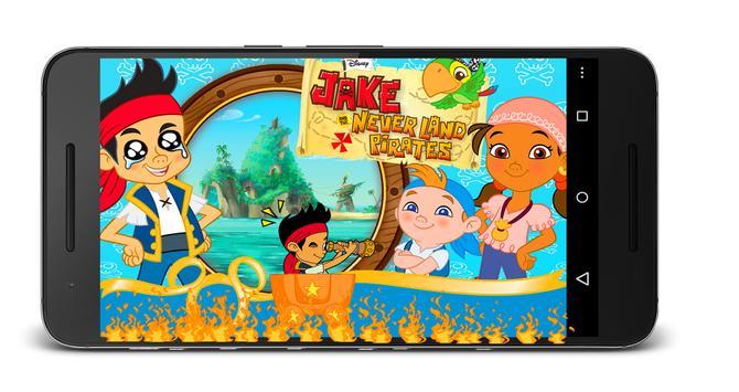 Jake Pirates Adventure 🍀🍀🍀 apk screenshot