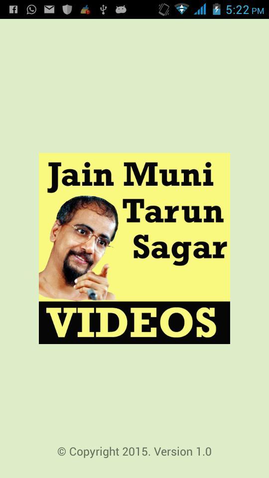 JainMuni Tarun Sagar Pravachan for Android - APK Download