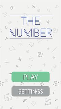 The Number poster