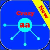 New Crazy aa icon