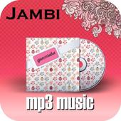 Koleksi lagu Daerah Jambi Mp3 icon