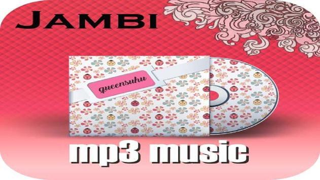 Koleksi lagu Daerah Jambi Mp3 poster