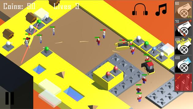 Super Turrets apk screenshot