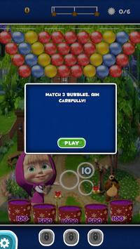 Bubble Shooter Masha screenshot 4